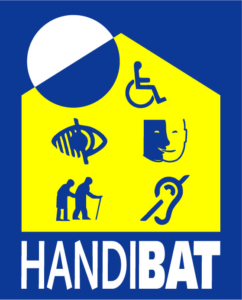 Logo Handibat Grand